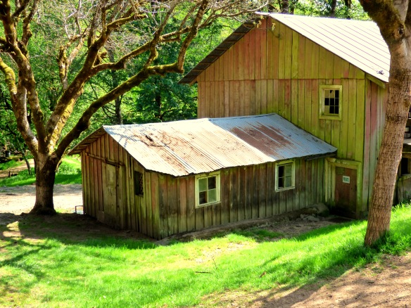 Barn & Shed Color